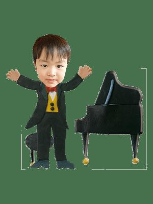 ピアノ演奏者