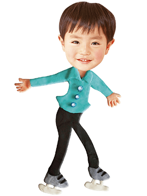 フィギュアスケート選手(男)