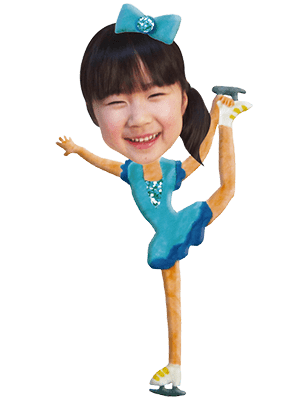フィギュアスケート選手(女)