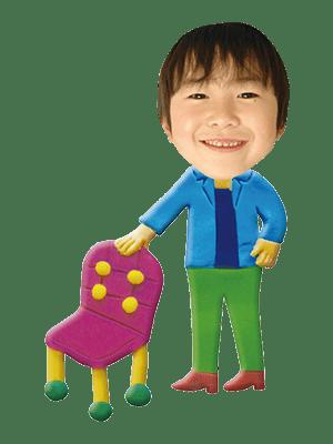 インテリアデザイナー(男)