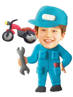 バイク整備士