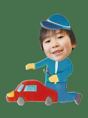 車の整備士さん