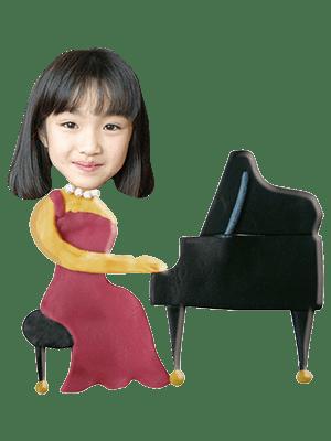 ピアニスト(女)