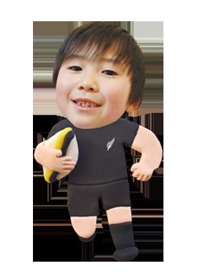 ラグビー選手02