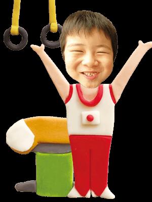体操選手(男子)
