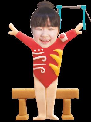 体操選手(女子)