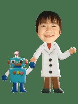 ロボット博士