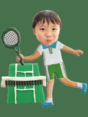 テニス選手(男)