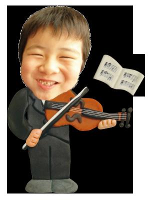 バイオリニスト(男)